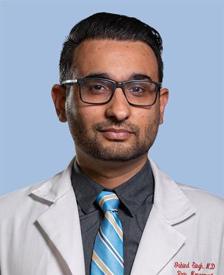 Gobind Pratap Singh, MD